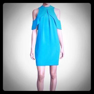 Trina Turk turquoise dress